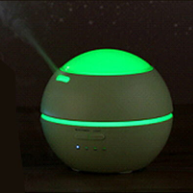 light and shadow aromatherapy diffuser