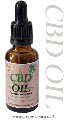 CBD Oil Cannabis sativa